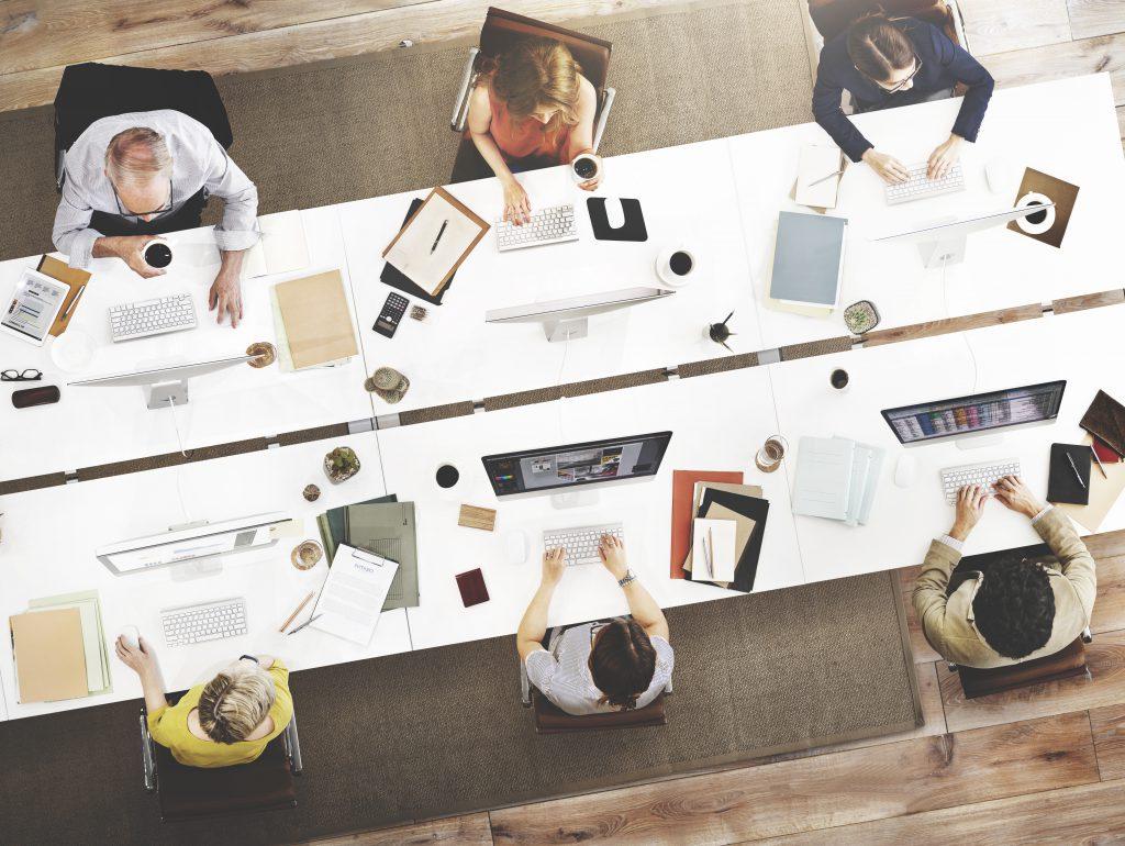 digitized workspaces