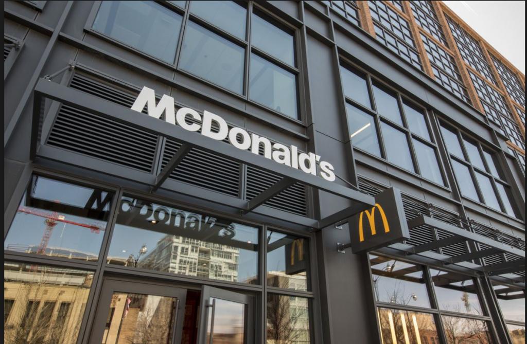 smart buildings Mc Donald's HQ