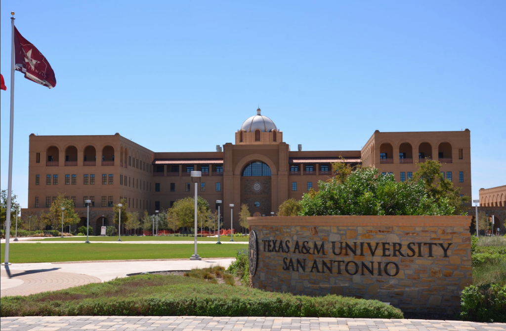 Texas A&M SA deploys indoor positioning system to improve