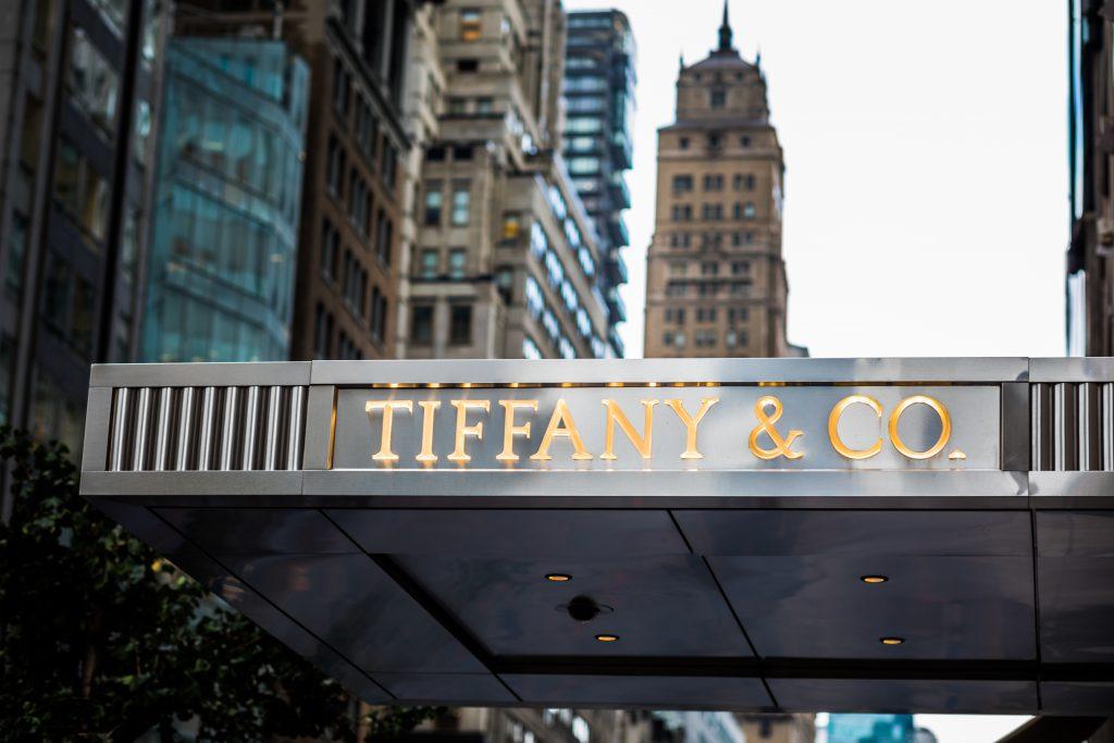 Tiffany & Co. cellular coverage