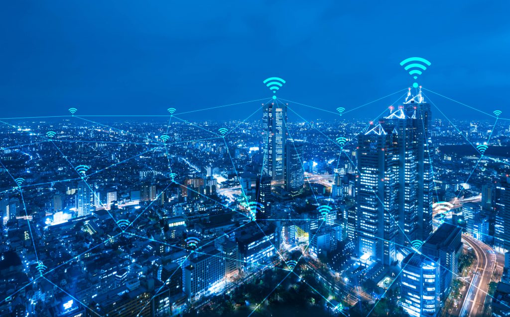 5G smart buildings