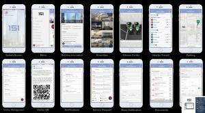 IoT smart building app