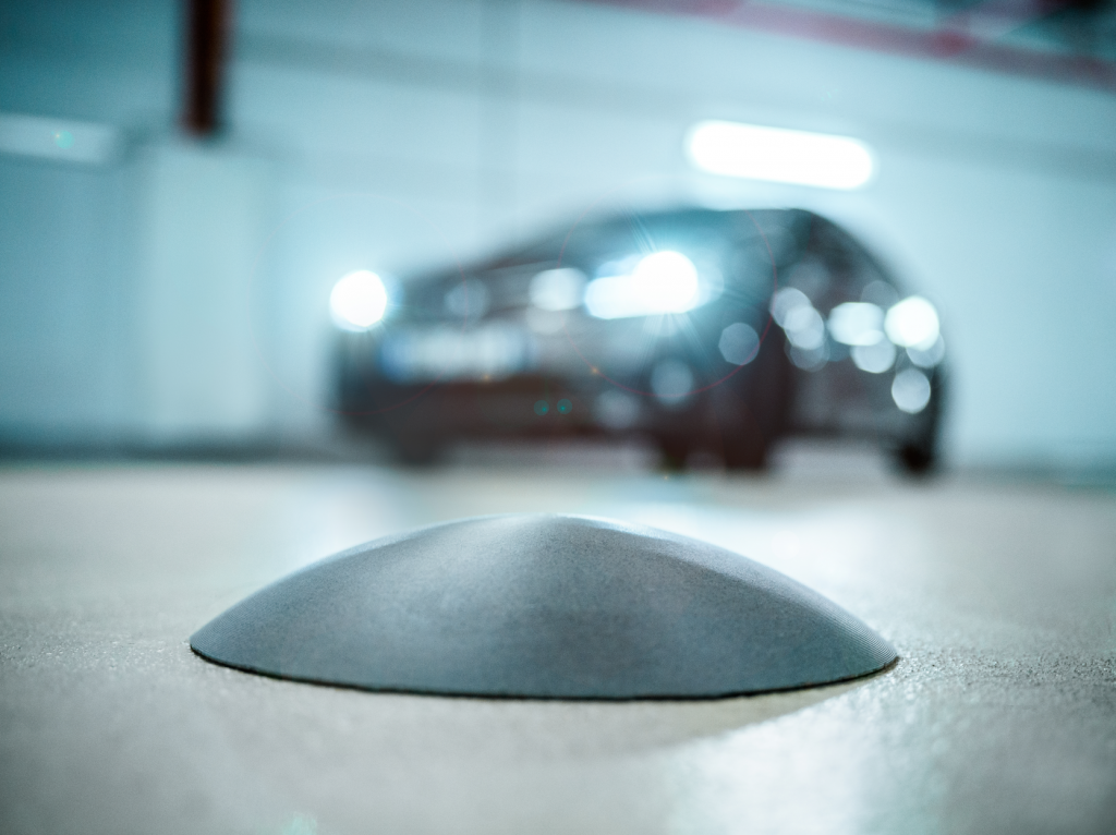 smart parking - Spaceti