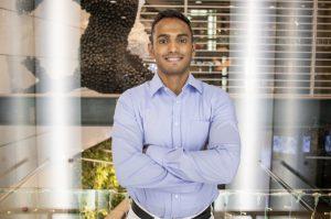 Aakash Ravi co-founder Spaceti