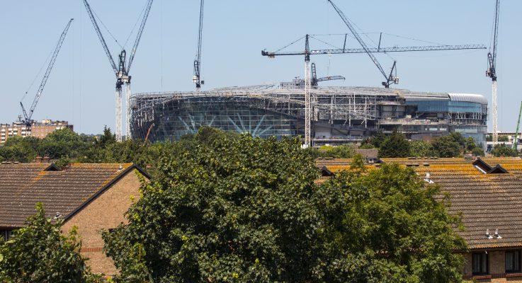Inside Tottenham Hotspur's new high-tech stadium