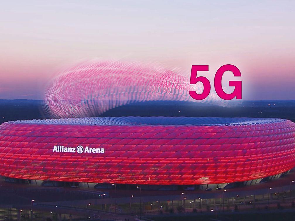 5G stadium