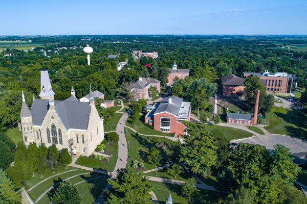 Johnson Controls carries out smart energy project at Cornell College