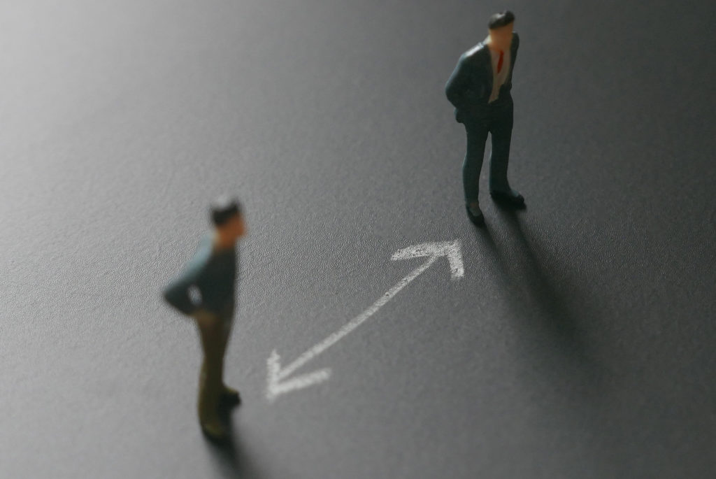 in-building social distancing