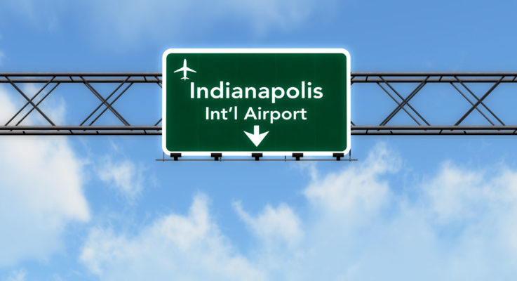 ADRF deploys public safety wireless coverage at Indianapolis international airport