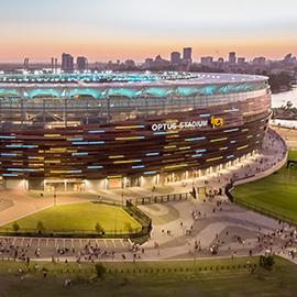 Nokia deploys 5G at Optus Stadium in Australia